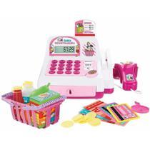 Caixa Registradora Creative Fun Infantil Multikids - BR387 - Multilaser