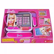 Caixa Registradora Luxo Barbie Fun