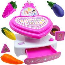 Caixa Registradora Princesas Disney - Yellow -