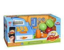 Caixa Registradora Usual Big Shop-409 - Usual Brinquedos