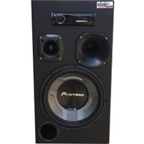 Caixa Residencial Room Pioneer Ts-W3060br Completa - Vinisound +