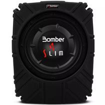 Caixa Selada Bomber Slim Passiva 10 Polegadas 200W 4 OHMS -