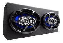 Caixa Slim Com Alto-falantes Orion 6x9 Pol 200w Rms Som -