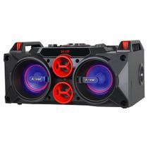 Caixa Som Amplificada Amvox Bluetooth 150w Bateria Recarregável ACA 768 -