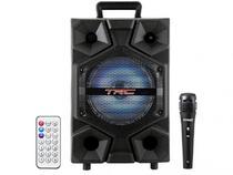Caixa Som Bluetooth- 150W Com Microfone Usb - Trc