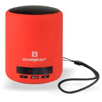 Caixa Som Bluetooth Favix SumeXR A1 Sem Fio Fm Super Bass Usb 5W Sd Auxilar Vermelho -