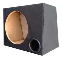 Caixa Som Dutada 10 Polegadas Duto 3 Pol Mdf 38 Litros - Extreme Box