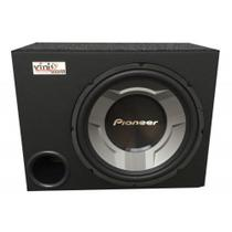 Caixa Subwoofer Pioneer Ts-W3060br 12 Pol 350WRMS - Vinisound