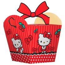 Caixa Surpresa Especial Hello Kitty 08 unidades Festcolor - festabox