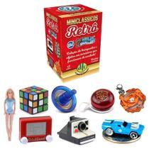 Caixa Surpresa Mini Clássicos Retrô Unidade Ref.4547 - Dtc -