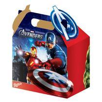 Caixa Surpresa Os Vingadores 08 unidades - festabox