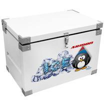 Caixa Térmica 140 Litros Acabamento Em Inox Tinox140 Armon -