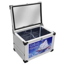 Caixa Térmica 278 Litros Cefaz Inox com Válvula de Escoamento CTI-300 -