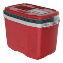 Caixa termica  32 lts vermelho termolar suv32l 3502vro -
