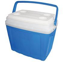 Caixa Térmica 34 Litros - Azul Antares -