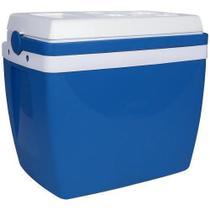 Caixa Térmica 34 Litros Azul Mor - Colemam
