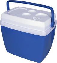Caixa Térmica 34 litros Azul Mor - GLACIAL MOR