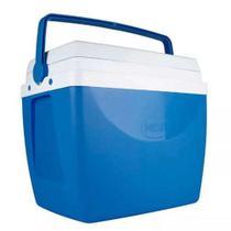 Caixa Térmica 34 Litros Azul - MOR -