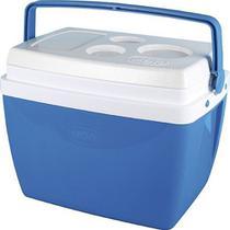 Caixa Térmica 34 Litros Azul Mor -