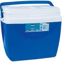 Caixa térmica 34 litros com alça  mor -