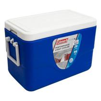 Caixa Térmica Chest Cooler 26L Azul  Coleman -