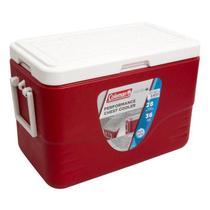 Caixa Térmica Chest Cooler 26L Vermelha  Coleman -