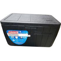Caixa Térmica Coleman 48 QT 45,4 Litros All Black -