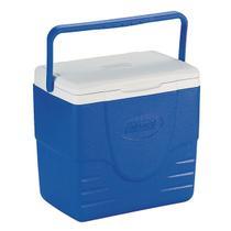 Caixa Térmica Coleman Tampa Dupla Articulada 15.1 Litros Azul -
