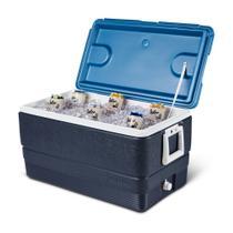 Caixa Térmica Cooler 66 Litros Igloo Maxcold 70QT Capacidade Para 114 Latas -