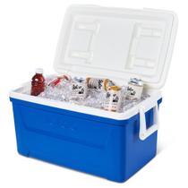 Caixa Térmica Cooler Igloo Laguna 48QT 45 Litros Capacidade Para 76 Latas Azul -