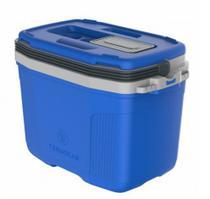Caixa térmica cooler suv 32l azul termolar 32 l -