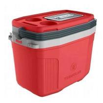 Caixa Térmica Cooler Suv Vermelha 20L- Termolar -