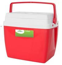 Caixa térmica de 34 litros VERMELHA - Mor
