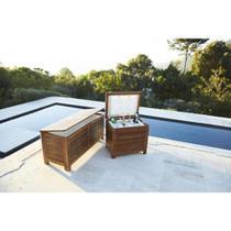 Caixa Térmica de Madeira - Just Home Collection