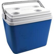 Caixa Térmica Invicta 34 Litros Azul -