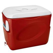 Caixa Térmica Invicta 45 Litros Vermelho Velvet -
