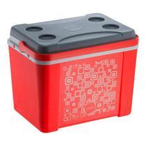 Caixa Térmica Lavita Color 34 Litros Para Bebidas -