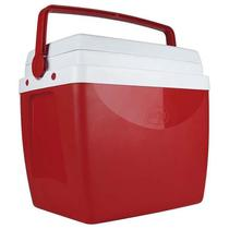 Caixa Térmica Mor 26 Litros, Vermelha -