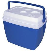 Caixa Térmica Mor, 34 Litros - Azul -