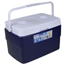 Caixa Térmica Mor Glacial 20 Litros com Alça de Transporte -