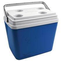 Caixa Térmica Pop 34 Litros Azul Royal 101387441310 Invicta -