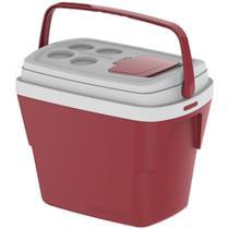 Caixa Térmica Soprano Vermelha Tropical 28 Litros Com Alça - A DEFINIR