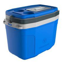 Caixa Térmica SUV 20L Termolar 3501EAZ Azul Com Cinza -