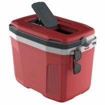Caixa térmica suv 32 litros vermelha Termolar -