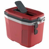 Caixa Térmica Suv 32l Vermelha Termolar -