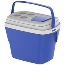 Caixa Térmica Tropical Azul 28L - Soprano -