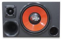 Caixa Trio Subwoofer 12 7Driver Bass 300 + Corneta + Tweeter -