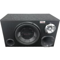 Caixa Trio Subwoofer Pioneer Ts-W300 400WRMS 12 Pol + D250x + St400 - Vinisound