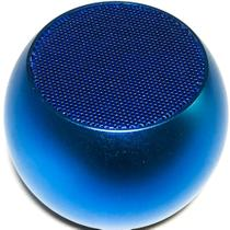 Caixinha de som bluetooth tws mini speaker azul -