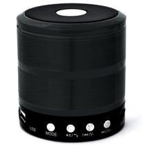 Caixinha De Som Bluetooth WS887 Speaker - Indefinido